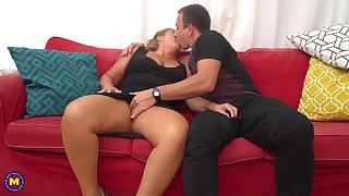 Giuliana is a matured whore who can not hold back from having random fuck-a-thon adventures
