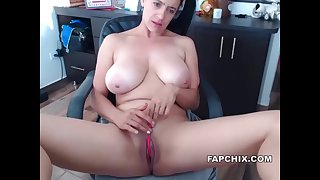 Masturbation Fun With Milf Harlot