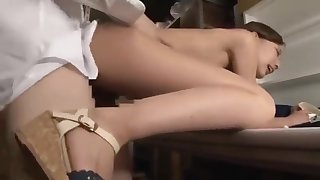 Exotic Japanese girl in Wild JAV clip powerful condensation