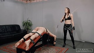 C-PUNISHMENTS - Nipper Anette in Three filthy punishments II