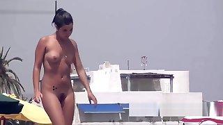 Amazing Naked Bodies Nudist Females Beach Voyeur camspy