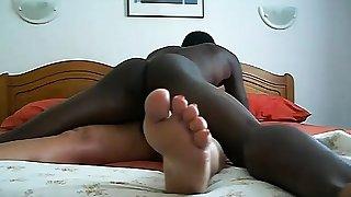 Grown up amateur milf become man deviating interracial cuckold