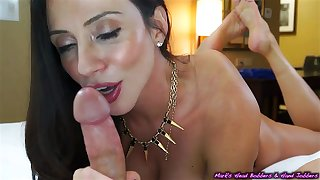 Ariella Ferrera - Sucked wits old lady I´d like to fuck