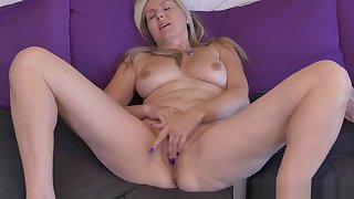 Canadian milfs Bianca and Velvet are ready for fun any longer